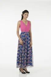 Women Garment Maxi Dress