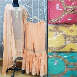 Garara Ladies Designer Suit