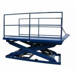 Hydraulic Operated Lift Platform