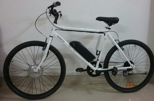 b twin electric bicycle mech motors private limited bengaluru id. Black Bedroom Furniture Sets. Home Design Ideas