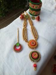 Silkthread Necklace