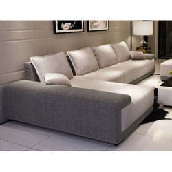 Designer L Shaped Sofa At Rs 38000 Piece Set Id 12358042312