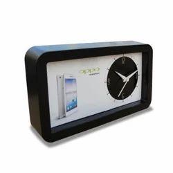 Plastic Promotional Clock