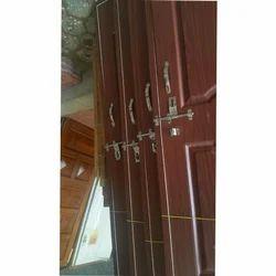 Interior Water Proof PVC Door for Bathroom