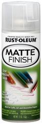 Rust Oleum Specialty Clear Spray Paint - Matte
