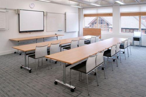 Mild Steel Wooden Classroom Furniture Rs 3000 Piece Model