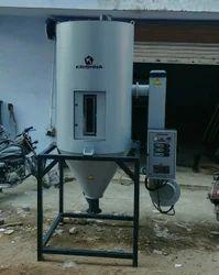 180 Degree Hopper Dryer, Capacity: 8 Liter To 2500 Liter