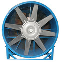 0.5-10 Hp Tube Axial Flow Fans