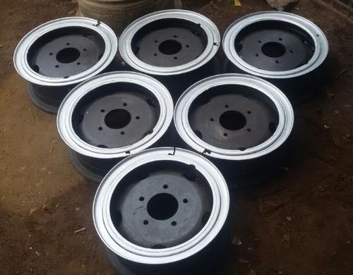 Wheel Rim - Mahindra Bolero Pickup Wheel Rim Manufacturer