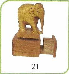 21 Wooden Handicraft