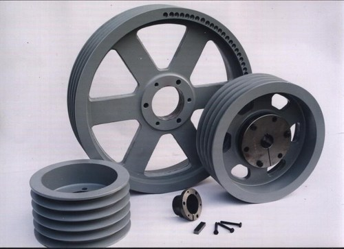 Groove Pulley, Capacity: 1 ton
