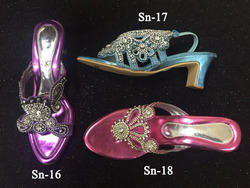 Designer Ladies High Heels Sandals