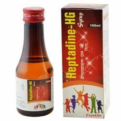 Heptadine HG Syrups