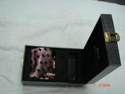 Leather Tie  Box