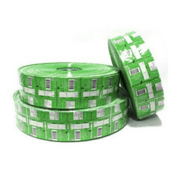 PVC Colored Label, Packaging Type: Roll