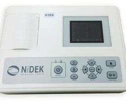 Nidek ECG Machine