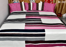 Embroidered Jaipur Fancy Bed Sheet for Home