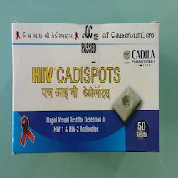 Casil (Cadila) Rapid Test for Medicinal, Pack Type: Boxes