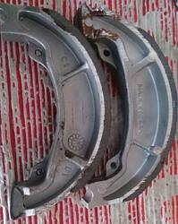 Bike brake shoes