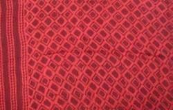 Hand Loom Silk Cloth Chanderi Stole