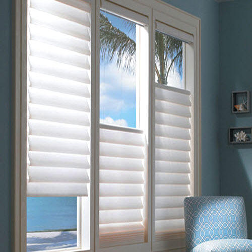 fabric horizontal roller blinds dp window com uo treatments customized sheer shangri beige amazon la