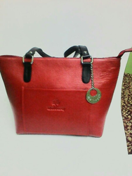 Attractve Leather Bag