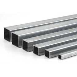 Mild Steel 12 - 18 m Square Pipes