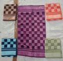 Assorted Cotton Velour Jacquard Hand Towels, Size: 50/90 Cm