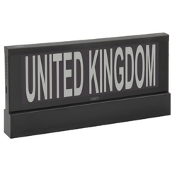 Electronic Name Plate