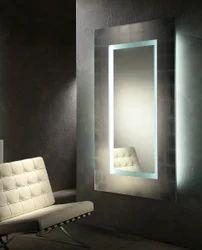 壁挂式意大利长方形镜子