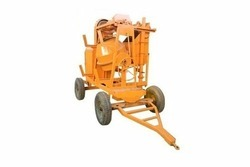 Lift Mixer Machine