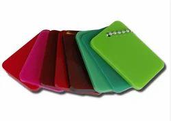 Coloured Acrylic Sheets