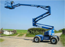 Diesel Cherry Picker