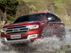 Ford Endeavour Car