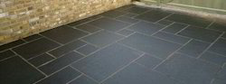 Black Stone Tile