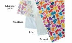 Cotton Sublimation Printing