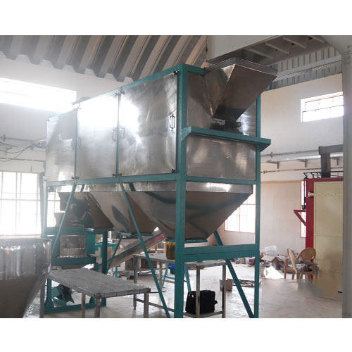 Spices Cleaning System - Chilly Drum Cleaner Manufacturer