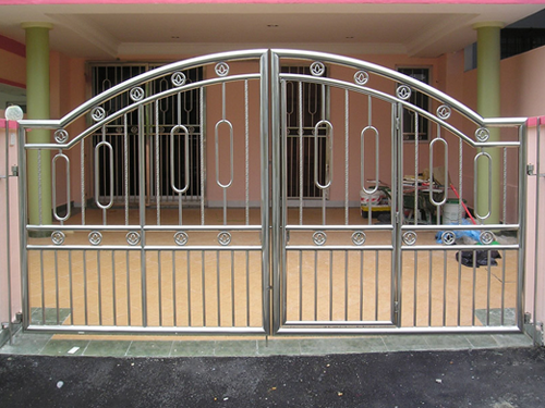 Stainless Steel House Main Gate Designs