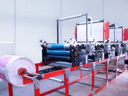 Multicolor Flexo Printing Machine