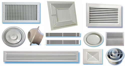 Ac Grill Air Conditioner Grill Manufacturer From Delhi