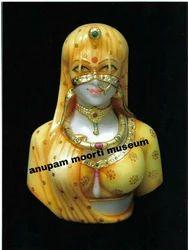 Bani Thani Marble Statues