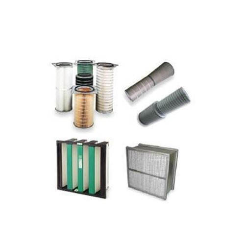 Gas Turbine Air Inlet Filters - View Specifications