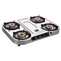 Four Burner LPG Gas Stove