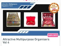 Attractive Multipurpose Organizer