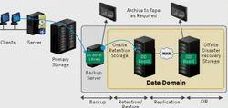 EMC Data Domain Server Backup