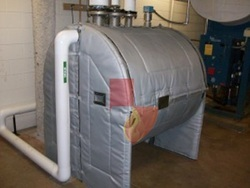 Turbine Insulation