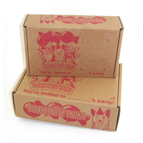 Industrial Printed Packaging Cartons