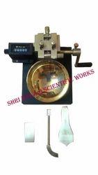 Mild Steel Liquid Limit Apparatus, For Industrial