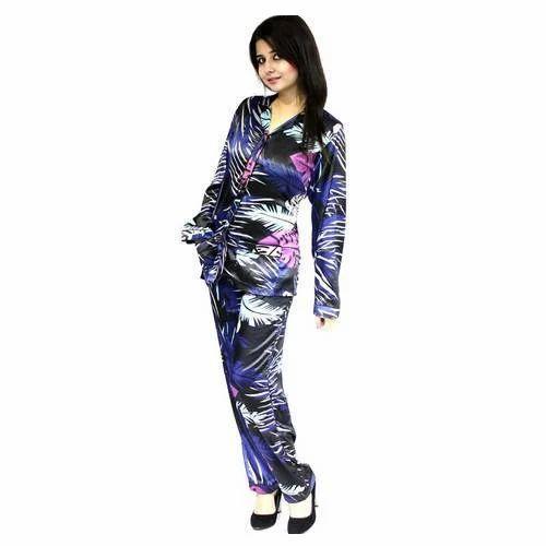 5c493ed30 Ladies Night Suit - Designer Ladies Night Suit Manufacturer from ...