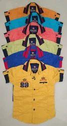Goldenfiber Cotton Children's Shirt